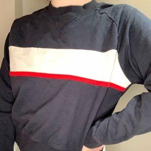 Brandy Melville John Galt Cropped Sweater